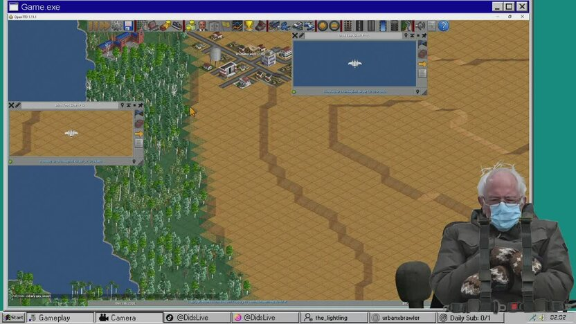 ONLINE TRAINS | !chair [OPENTTD]